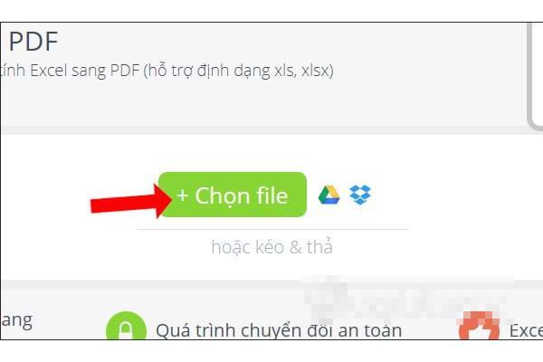 Cách chuyển đổi từ file excel sang pdf thuận tiện nhất từ offline đến online [TỔNG HỢP] - Ảnh 6