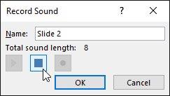 [HƯỚNG DẪN] Cách chèn âm thanh vào powerpoint đơn giản - Ảnh 13