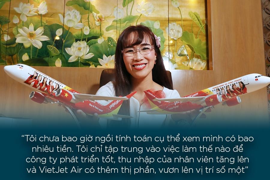 Nguyễn Thị Phương Thảo là ai? Tiểu sử và sự nghiệp của nữ CEO Vietjet - Ảnh 2