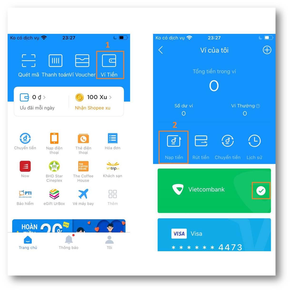AirPay là gì? Hướng dẫn cách sử dụng và đăng ký chi tiết - Ảnh 9