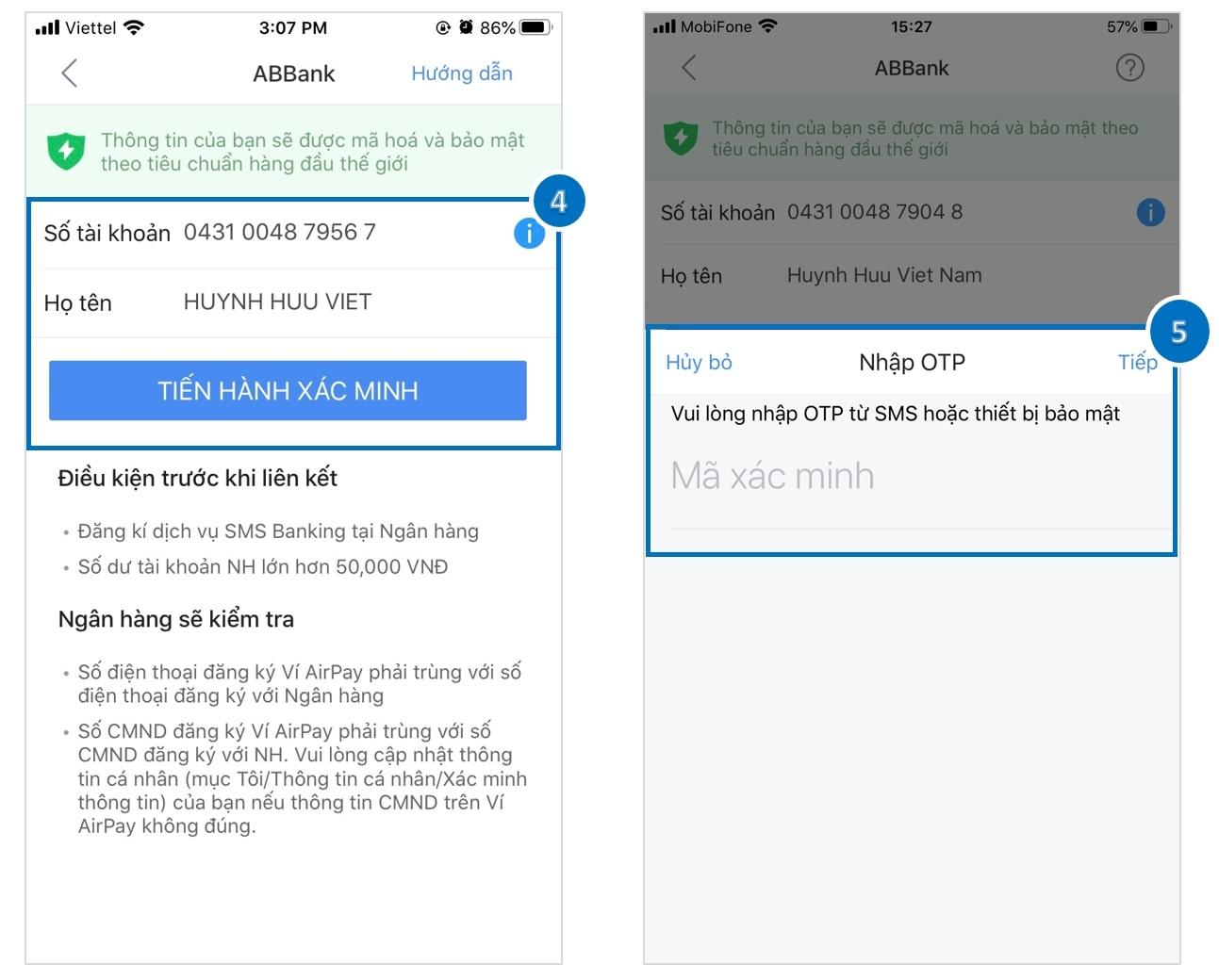 AirPay là gì? Hướng dẫn cách sử dụng và đăng ký chi tiết - Ảnh 8