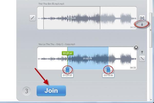 Ghép nhạc online: Công cụ cắt ghép nhạc mp3 trực tuyến nhanh chóng - Ảnh 3