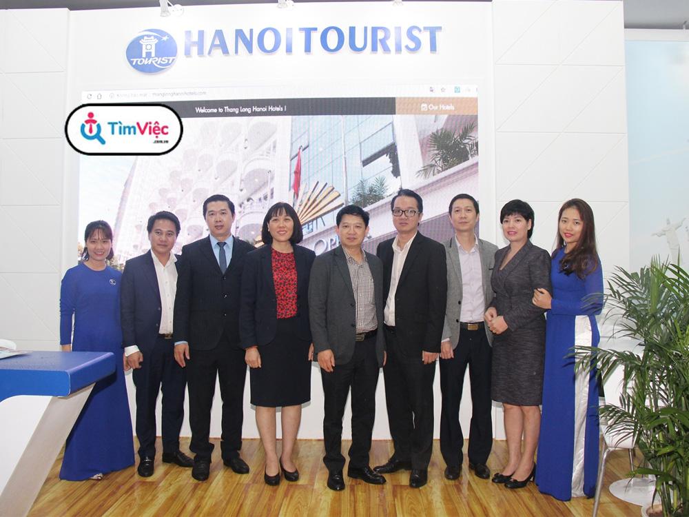 Tổng công ty du lịch Hà Nội: Lịch sử hình thành Hanoitourist Comporation